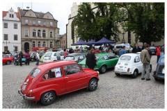 Fiat fun club - sraz Tábor červen 2012